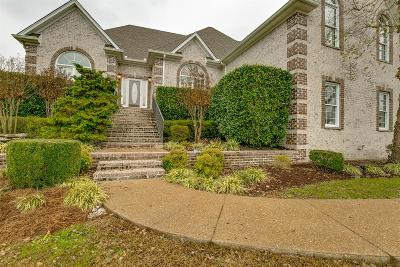 Davidson County Single Family Home For Sale: 1144 Cleveland Hall Blvd