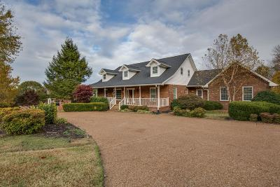 Mount Juliet Single Family Home Under Contract - Showing: 6275 John Hager Rd