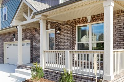 Clarksville TN Single Family Home For Sale: $297,797