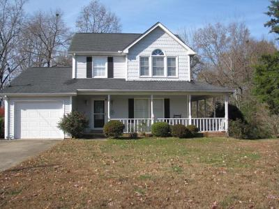 Dickson Single Family Home Under Contract - Showing: 108 Redbud Drive