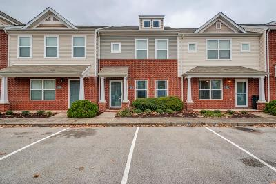 Spring Hill Condo/Townhouse Under Contract - Showing: 1024 Somerset Springs Dr