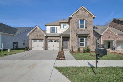 Sumner County Single Family Home For Sale: 132 Bexley Way, Lot 264