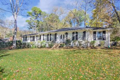 Sumner County Single Family Home For Sale: 545 Indian Lake Rd