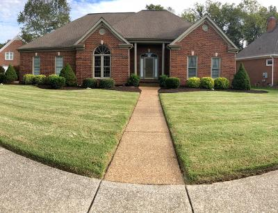Franklin Single Family Home For Sale: 135 Grove Lane