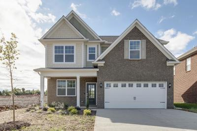Murfreesboro TN Single Family Home Under Contract - Not Showing: $269,990