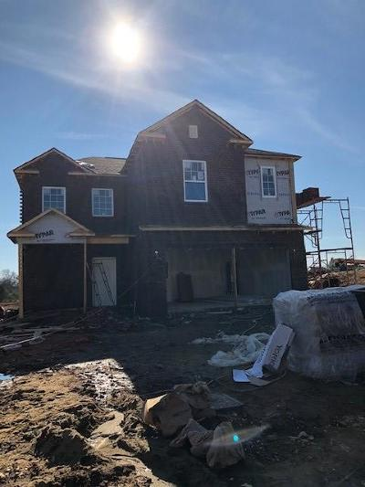 Murfreesboro Single Family Home For Sale: 810 Yakima Way Lot 31