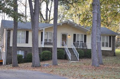 Columbia Single Family Home Under Contract - Showing: 212 Smokey Dr