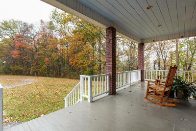 Columbia Single Family Home For Sale: 1820 Gravel Hill Rd