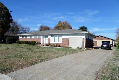Lawrenceburg Single Family Home Under Contract - Not Showing: 702 8th St