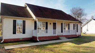 Murfreesboro Single Family Home For Sale: 2634 Medford Campbell Blvd