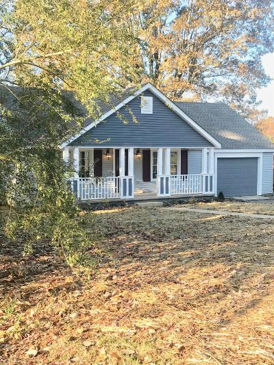 Nunnelly Single Family Home For Sale: 2451 N Hwy 48