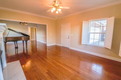Franklin Single Family Home For Sale: 5644 Wilkins Branch Rd