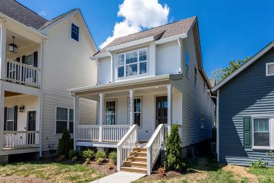 Davidson County Single Family Home For Sale: 5608 New York Ave