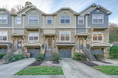 Nashville Condo/Townhouse For Sale: 1013 Woodbury Falls Dr
