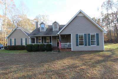 Kingston Springs Single Family Home Under Contract - Showing: 1269 Whippoorwill Dr