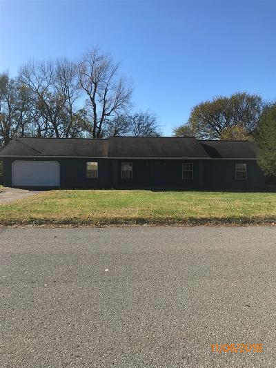 Single Family Home For Sale: 1179 Patton