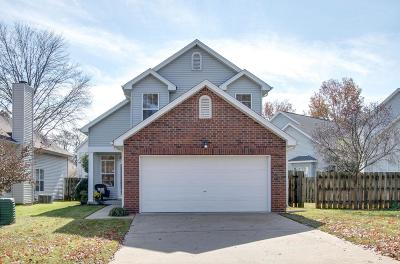 Hermitage Single Family Home Under Contract - Showing: 1119 Wembley Dr