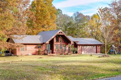 Stewart Single Family Home For Sale: 135 Jerry Smith Rd