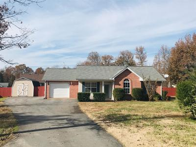 Goodlettsville Single Family Home Under Contract - Not Showing: 1078 Sassafras Lane