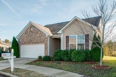 Single Family Home For Sale: 4124 Kinley Ct