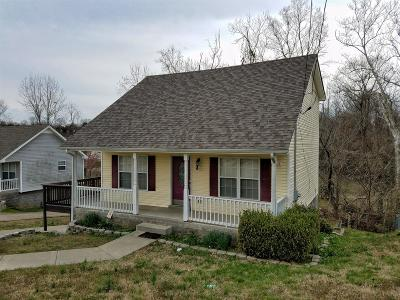 Applegrove Single Family Home Under Contract - Not Showing: 1010 Granny White Rd