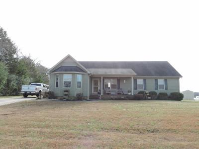 Franklin County Single Family Home For Sale: 6351 Spring Creek Rd