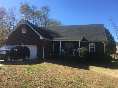 Single Family Home Under Contract - Not Showing: 460 Robins Trl