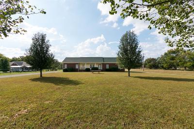 Mount Juliet Single Family Home For Sale: 2301 Harkreader Rd