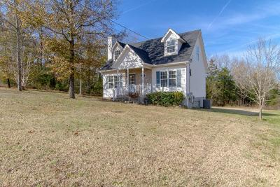 Smyrna Single Family Home Under Contract - Not Showing: 4140 Morton Ln