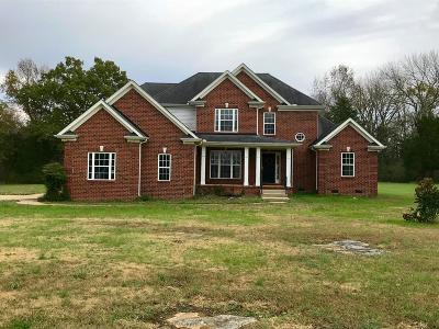 Mount Juliet TN Single Family Home For Sale: $285,000
