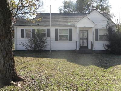 Nashville TN Single Family Home Under Contract - Showing: $150,000