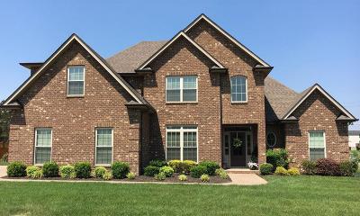 Pebble Creek, Pebblecreek Sec 1 Ph 1 Single Family Home For Sale: 2639 Pebblecreek Ln