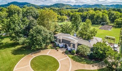 Nashville Single Family Home For Sale: 2211 Old Hickory Blvd