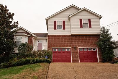 Lavergne Single Family Home For Sale: 5106 Mountain Breeze Ct