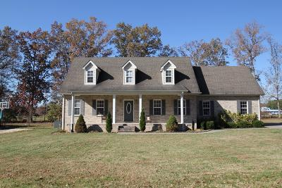 Manchester TN Single Family Home For Sale: $209,900