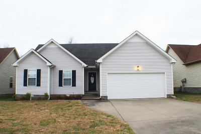Arbour Greene South Single Family Home Under Contract - Showing: 928 Cindy Jo Ct