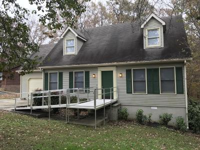 Estill Springs Single Family Home Under Contract - Showing: 222 Greenfield Ln