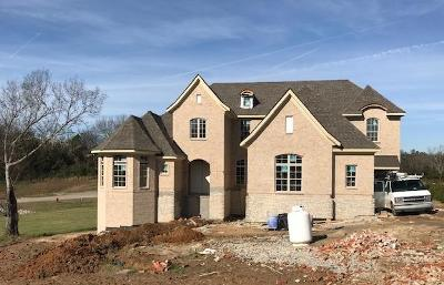 Franklin Single Family Home For Sale: 5000 Weatherford Pass #102