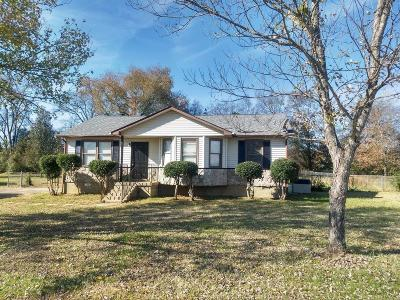 Rutherford County Single Family Home For Sale: 7009 Corner Dr
