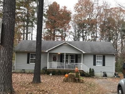McEwen Single Family Home For Sale: 205 Windy Park Dr