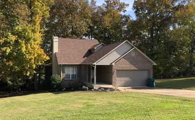 Lewisburg Single Family Home For Sale: 1200 White Dr