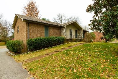 Sumner County Single Family Home For Sale: 1005 Woodmont Dr