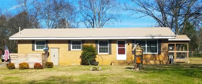 Rutherford County Single Family Home For Sale: 8533 Woodbury Pike
