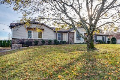 Brentwood Single Family Home For Sale: 8119 Shady Pl