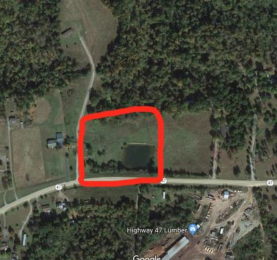 White Bluff Residential Lots & Land For Sale: Highway 47