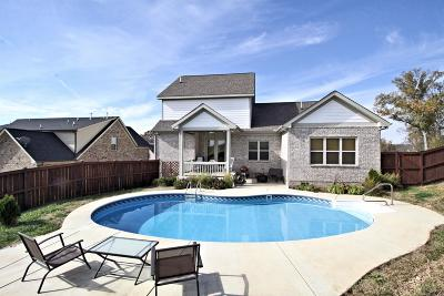 Spring Hill Single Family Home For Sale: 3054 Dogwood Trl