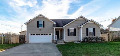 Christian County Single Family Home Under Contract - Not Showing: 207 Grant Ave