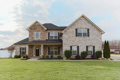 Lavergne Single Family Home For Sale: 4137 Stony Point Dr
