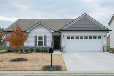 Single Family Home Under Contract - Not Showing: 1620 Damascus Rd