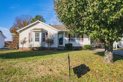 Rutherford County Single Family Home For Sale: 2118 Halligen Ct